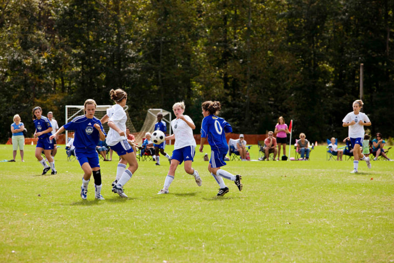 Soccer Scores in NC!