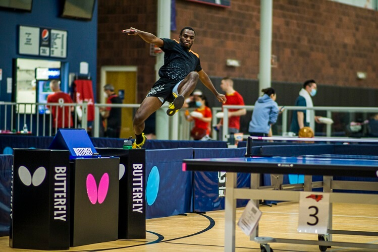2021 Butterfly Cup Table Tennis Tournament