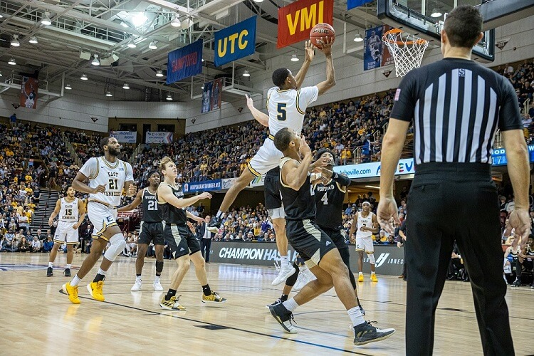 Southern Conference Basketball Championships to remain in Asheville through 2026